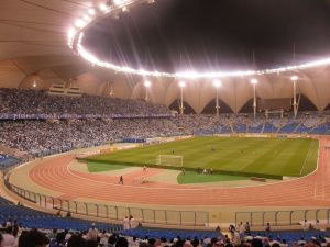 King Fahd International Stadium, Riyadh, Saudi Arabia image