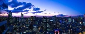 Skyline Melbourne Australia