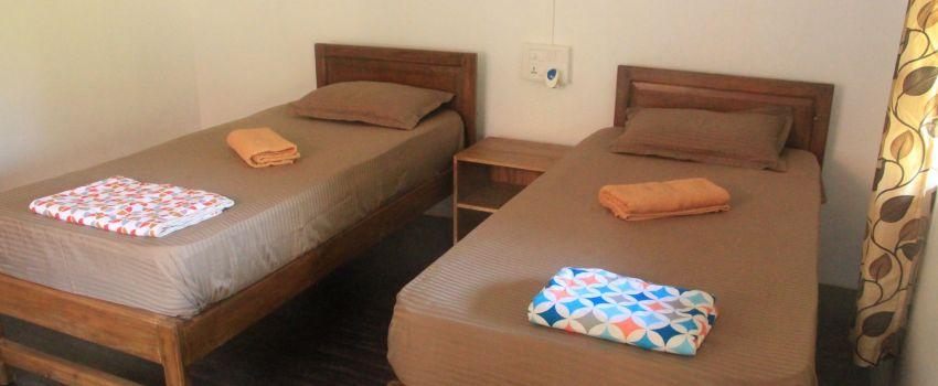Agonda Beach Goa India Huts Aithein Sharing Acco 2