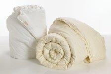 Πάπλωμα Υπέρδιπλο 220x240 ΠΟΥΠΟΥΛΟ 95-5 Palamaiki Ivory