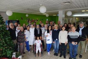 natale 2018 al Caritas Baby Hospital di Betlemme