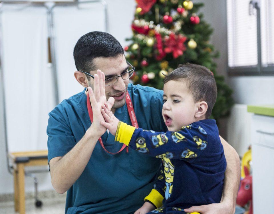 uso trasparente donazioni aiuto bambini betlemme