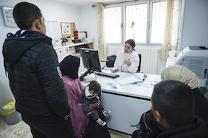 caritas baby hospital servizi sociali assistenza