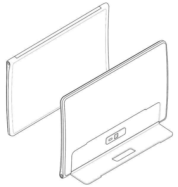 [RUMOUR] Is Samsung preparing a curved tablet, the Samsung