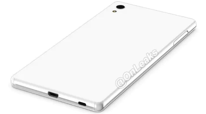 Leaked renders showcase Sony's upcoming flagship, the