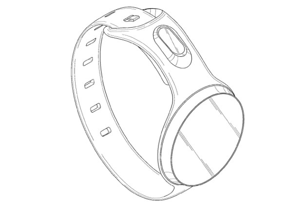 Samsung's upcoming round smartwatch will be be called the