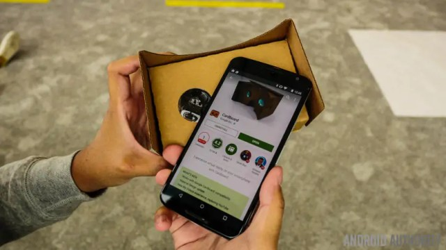 Google cardboard best vr apps