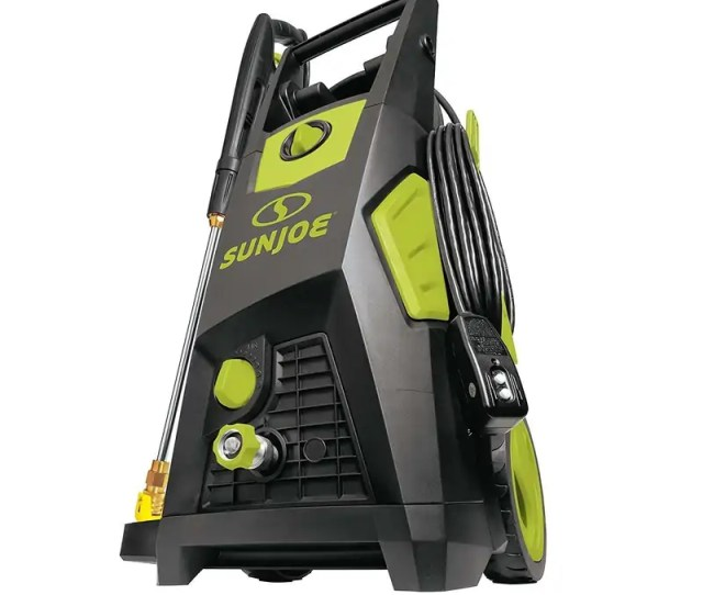 Blast Away Annoying Dirt With Sun Joes 159 Electric Power Washer