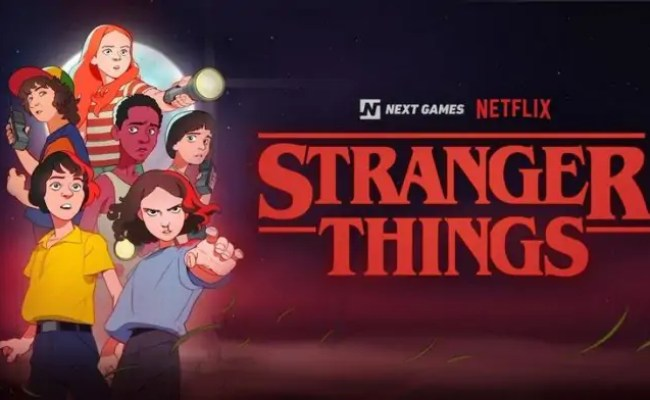 Location Based Stranger Things Mobile Game Announced At E3