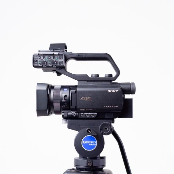 Camcorder 4K Sony NX80