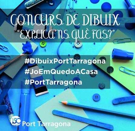 Concurso de dibujo © Port Tarragona