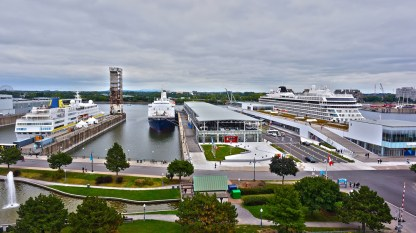 Grand Quai, Port of Montreal