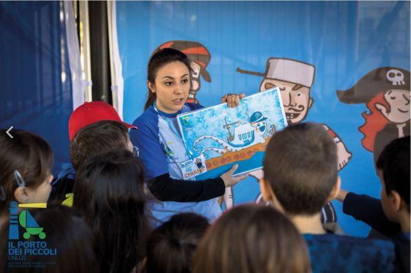Children Group Visiting the port - Il Porto dei Piccoli