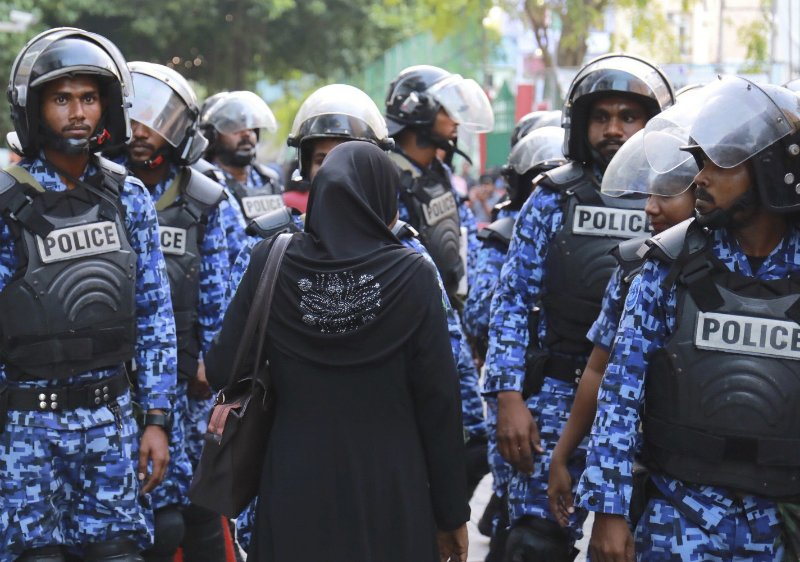 Maldives crisis: Chief Justice Abdulla Saeed, another SC judge arrested