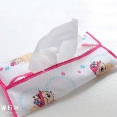 Apple Kitchen Rugs Florida Design Ideas 怎么做纸巾盒的教程 毛巾手工制作纸巾盒_爱折纸网