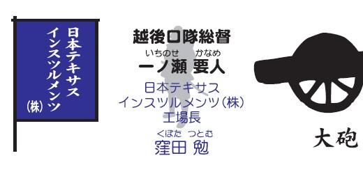 【2017隊列詳細⑪】松平時代・朱雀隊(日本テキサス・インスツルメンツ株式会社)