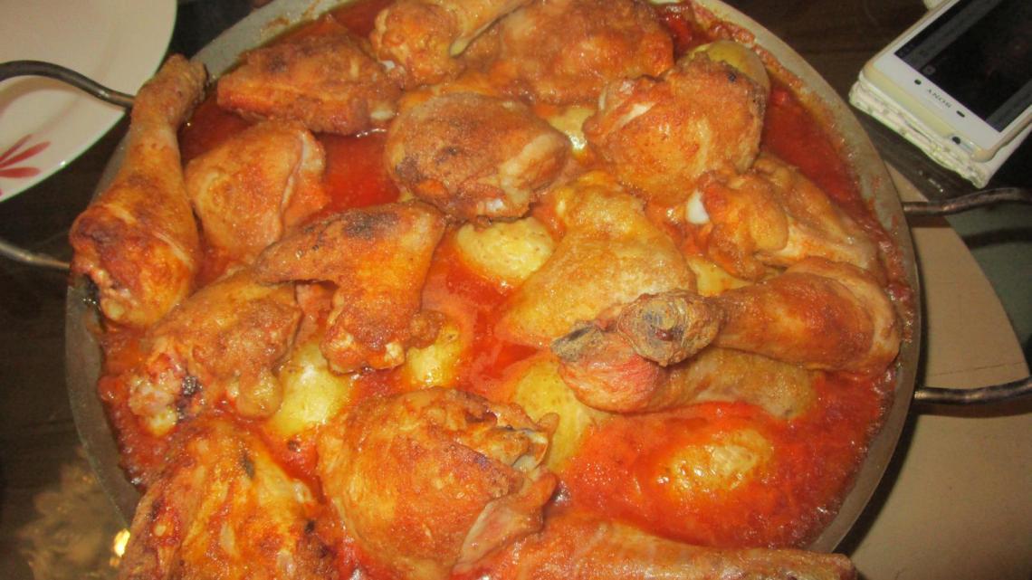 Beer Chicken Stew