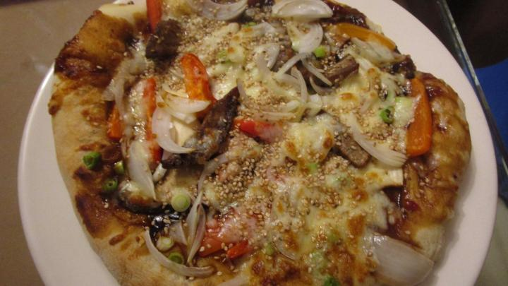 Asiastyle Pizza
