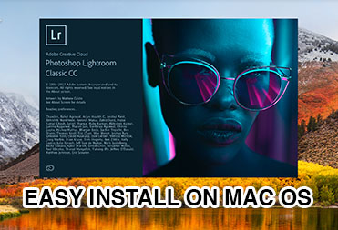 Full Adobe Photoshop Lightroom CC 2018 for Mac OS | AJA KH