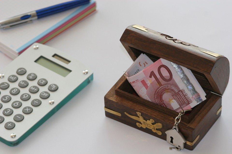 The benefits of saving money
