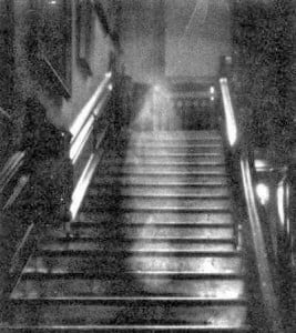 Brown lady of Raynham hall Real horror story
