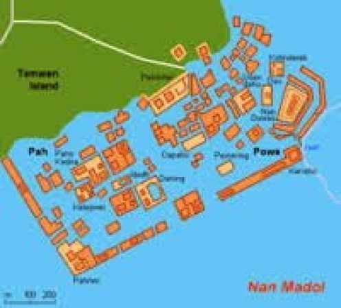 Haunted City Nan Madol, Hindi, Mysterious, Rahasyamayi, History, Story, Information, Itihas, Kahani, Jankari