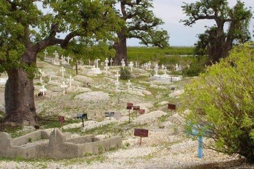 Christian Graveyard at Fadiouth