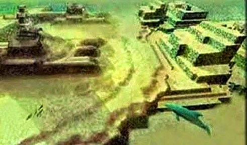 Pyramids of Atlantis - Yucatan Channel, Cuba, Hindi, Story, History, Kahani, Unsolved Stories, Mysterious archaeological find,