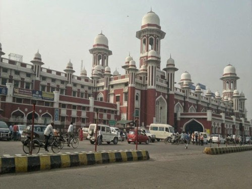 Charbagh Railway station, Lucknow Information, Story & History in Hindi
