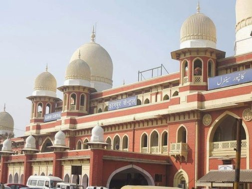Kanpur central Railway station Information, Story & History in Hindi