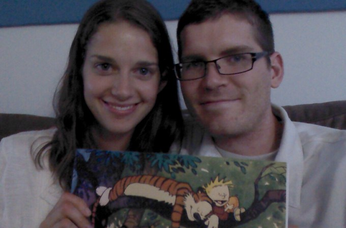 Date Night: Calvin and Hobbs Marathon
