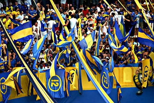 Torcida do Boca Final da Libertadores 2019