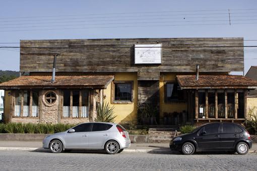 Restaurante Átrio em Urubici