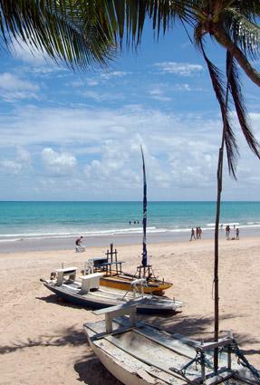 Piscinas Naturais, Praia de Boa Viagem, Recife