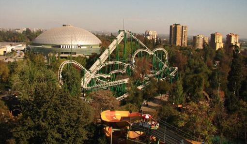 Fantasilandia Santiago parque
