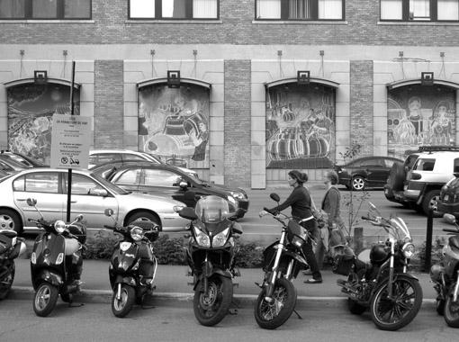 Ruas de Montreal