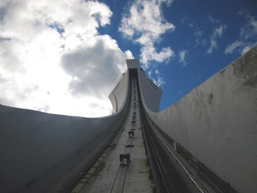TORRE DO PARQUE OLIMPICO DE MONTREAL
