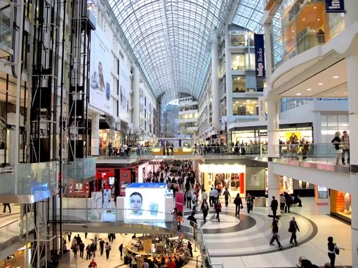 CF Toronto Eaton Centre, Toronto, Ontario. , likes · talking about this · , were here. Welcome to the OFFICIAL CF Toronto Eaton Centre /5(K).