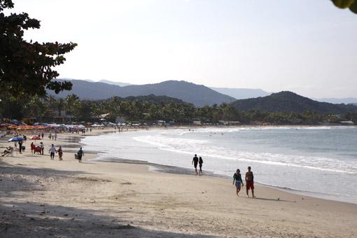 Praia de Pernambuco SOFITEL JEQUITIMAR GUARUJA