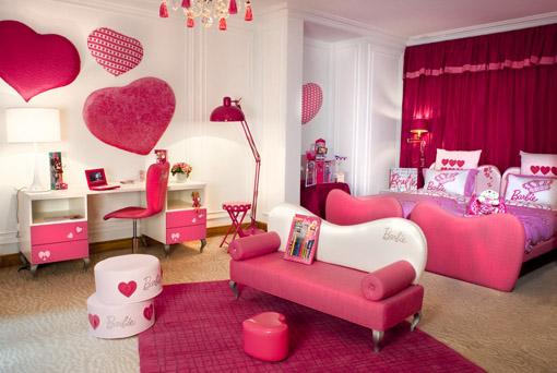 Suite da Barbie do Plaza Athenee de Paris - Imagem Divulgação