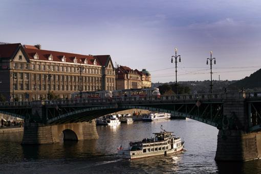 Ponte em Praga