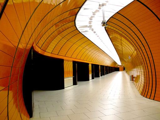 Metro Munique