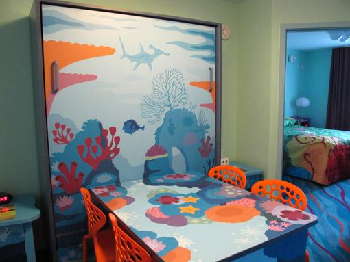Nemo Art of Animation Resort