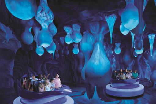 Blue room Sea World