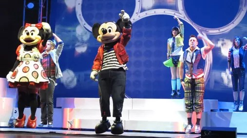 Disney Capa