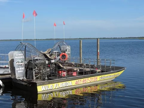 Air Boat Florida