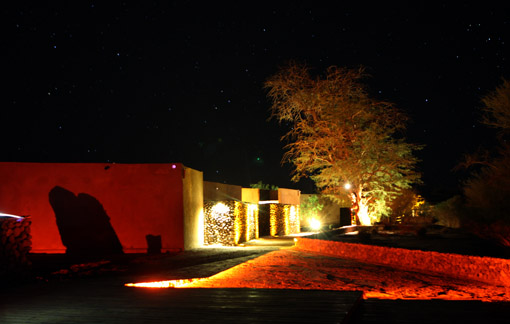 HOTEL KUNZA NO DESERTO DO ATACAMA CHILE