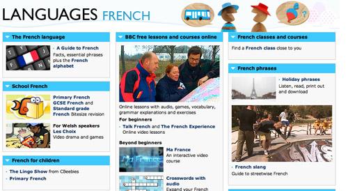Reprodução do site da BBC
