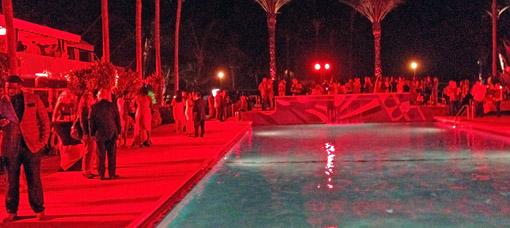 Pool Party Miami Reveillon