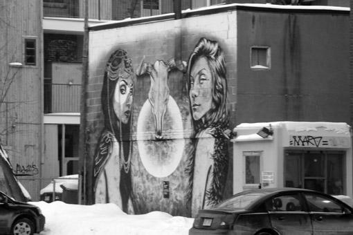 Grafites Montreal